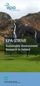 Sustainable Environment Research in Ireland Brochure thumbnail